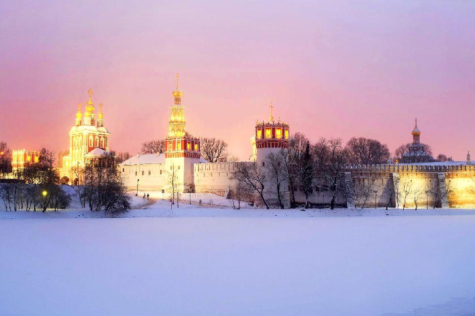 Le couvent de Novodiévitchi , Un bel ensemble architectural , Russie