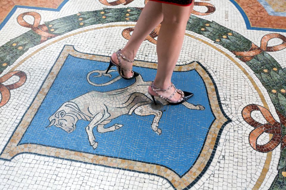 Galleria Vittorio Emanuele , Italia