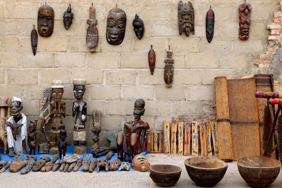 Les côtes, afrique, sénégal, saint-louis, st louis, capitale, ville, art, artisanat, sculpture