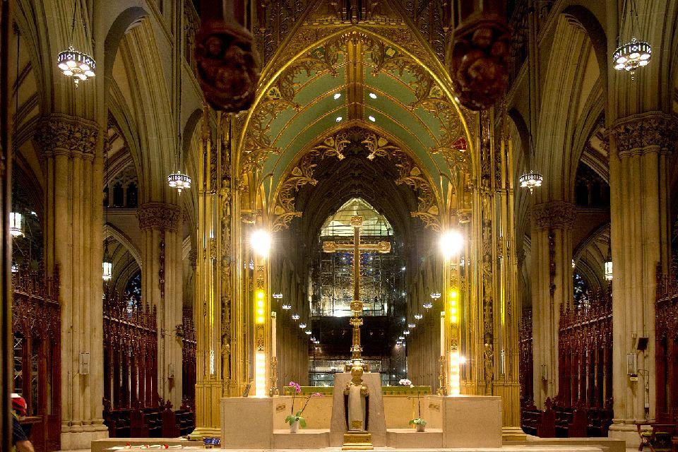 St Patrick's Cathedral , Etats-Unis