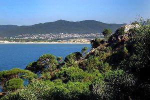 La côte de Corail , Tunisie
