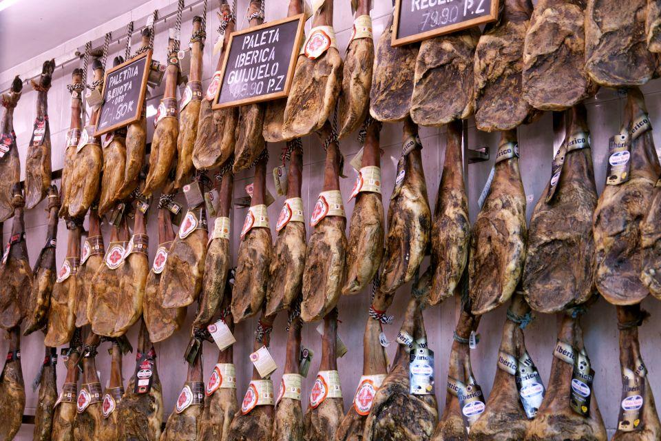 La gastronomie, Jambon, ibérique, charcuterie, nourriture, porc