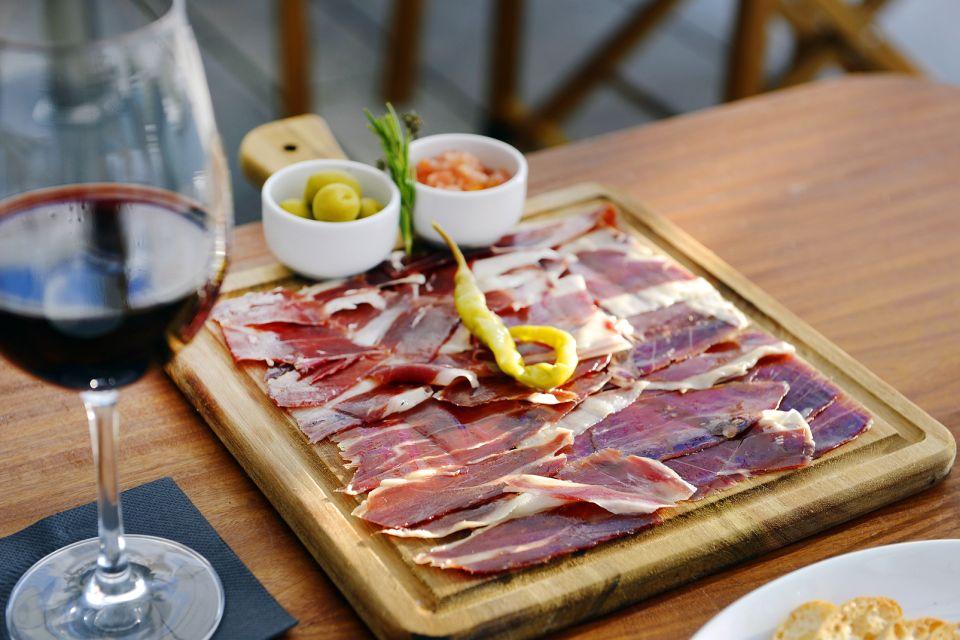La gastronomie, Jambon, ibérique, Bellota, charcuterie, porc, nourriture