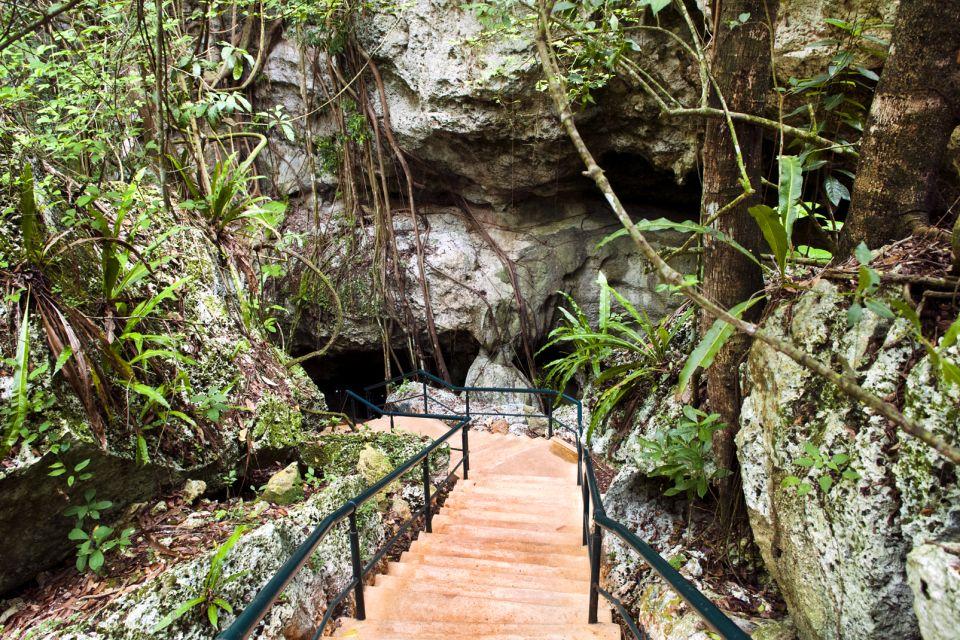 Les paysages, Cuevas de las Maravillas en la Boca del Soco Grotte des Merveilles République Dominicaine Caraïbes