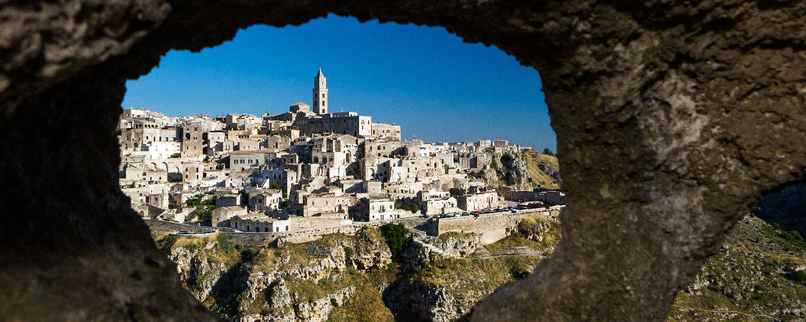 Les sassi de Matera , Italie