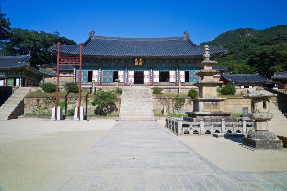 I parchi nazionali , Corea del Sud