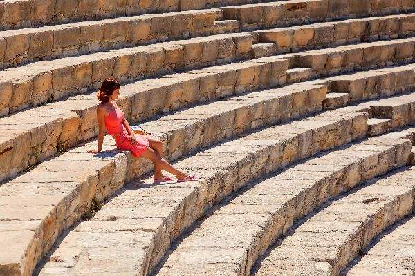 Kourion , Spectaculaire Kourion , Chypre