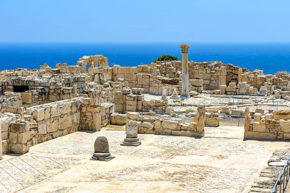 Kourion , Le site arhéologique de Kourion , Chypre