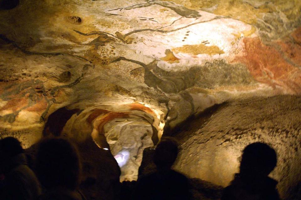 La grotte de Lascaux , France