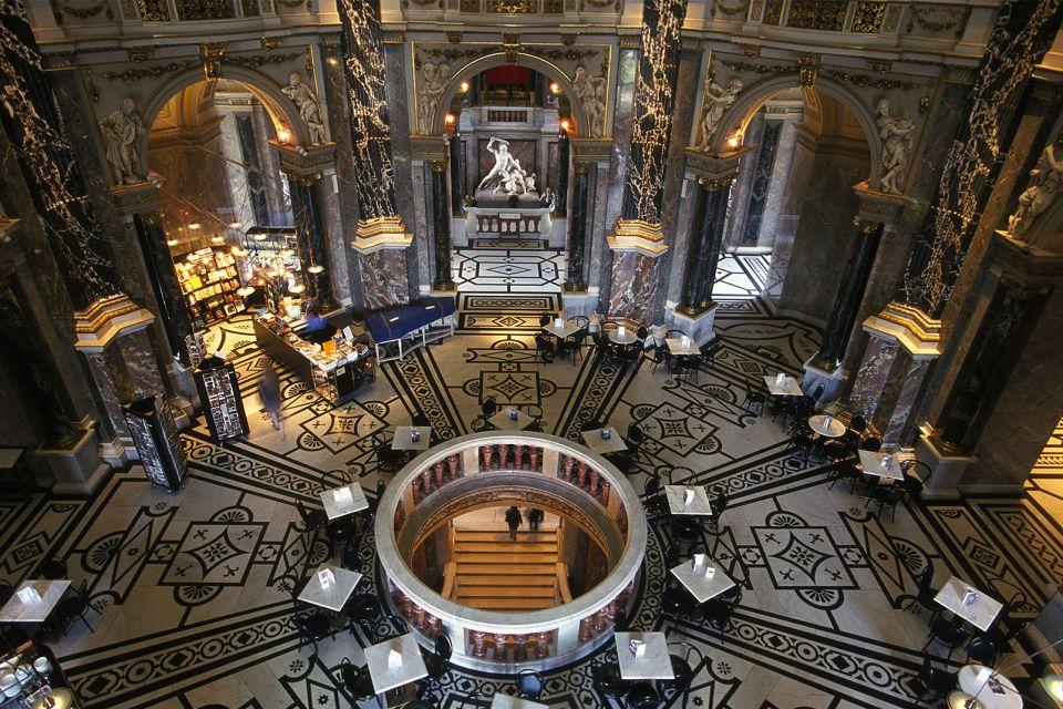 Les musées, musée des Beaux-Arts, Vienne, autriche, art, musée, peinture, europe, culture, café.