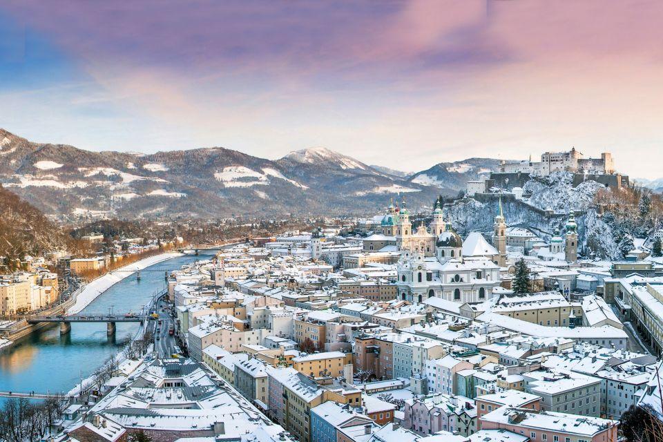 Le centre historique de Salzbourg, Les arts et la culture, Salzbourg, Autriche