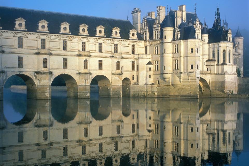 Le château de Chenonceau , France