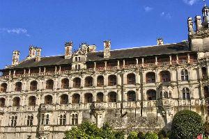 Le château de Blois , France