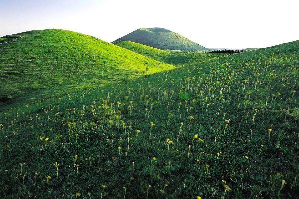 The Island of Jeju , A wonder of nature , South Korea
