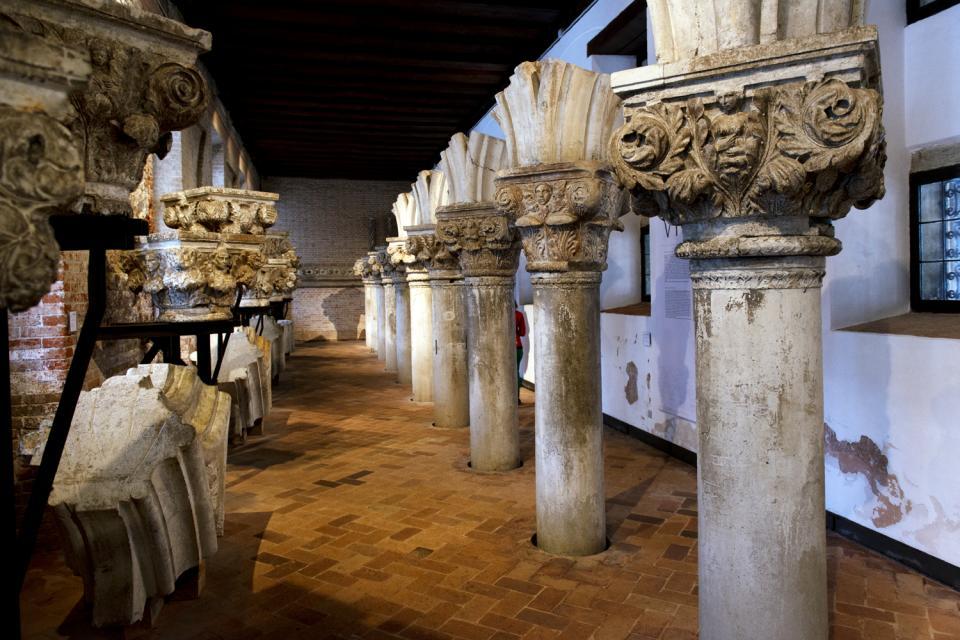 Le Palais des Doges , Italie