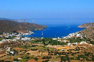 L'île d'Amorgos , Grèce
