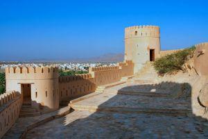 La route des forts, Les monuments, Mascate, Sultanat d'Oman