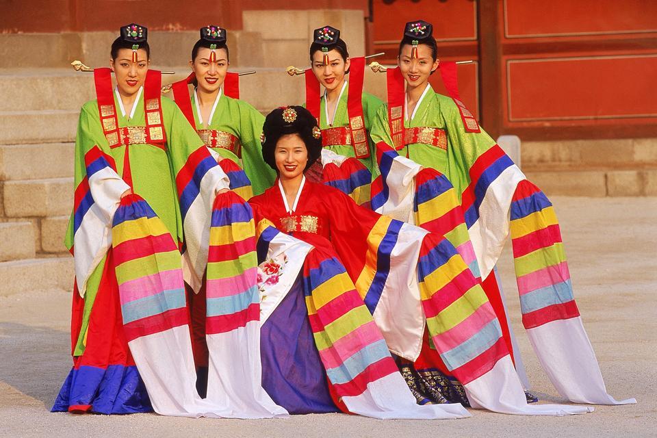 Les arts traditionnels , Corée du Sud