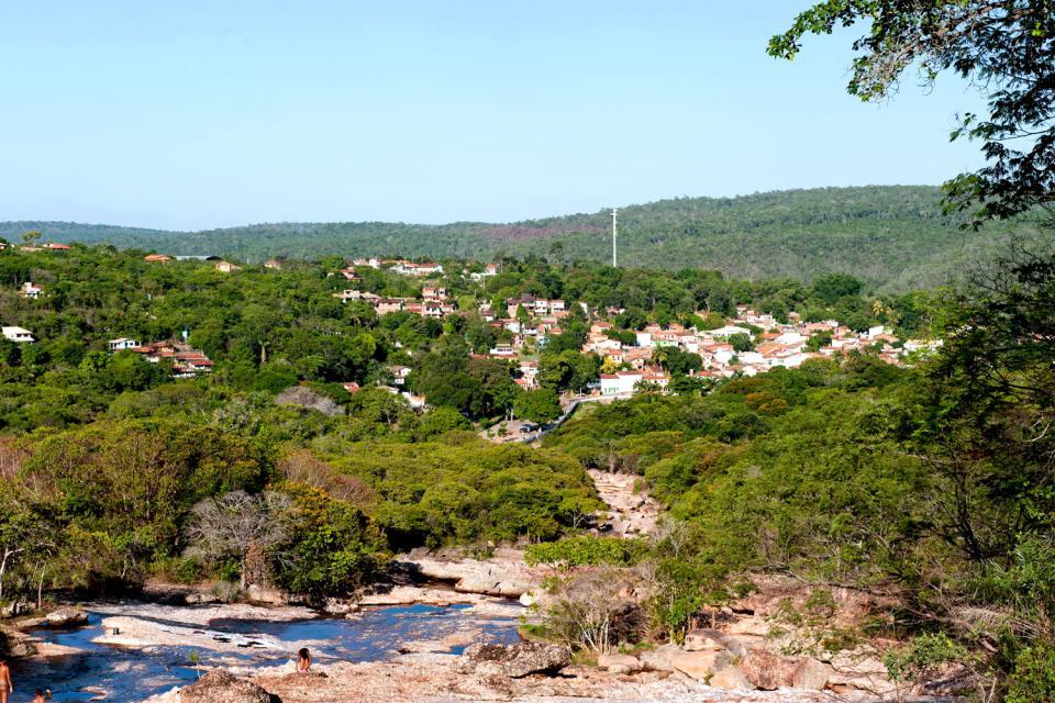 La Chapada Diamantina , Un dépaysement total , Brésil