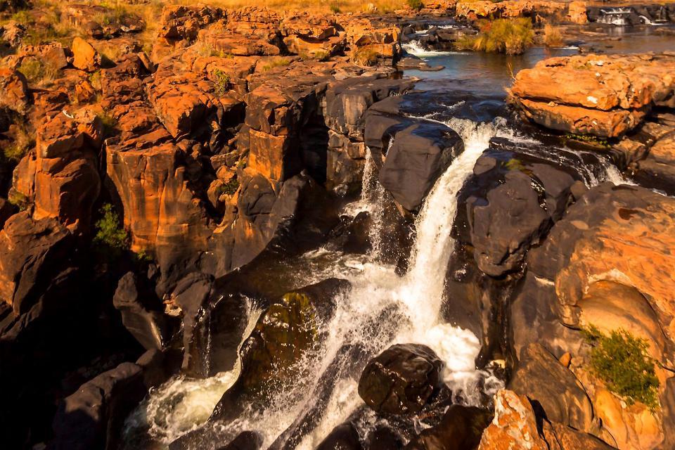 Blyde River Canyon , Afrique du Sud