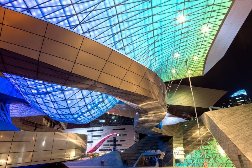 , Le arti contemporanee, Le arti e la cultura, Corea del Sud