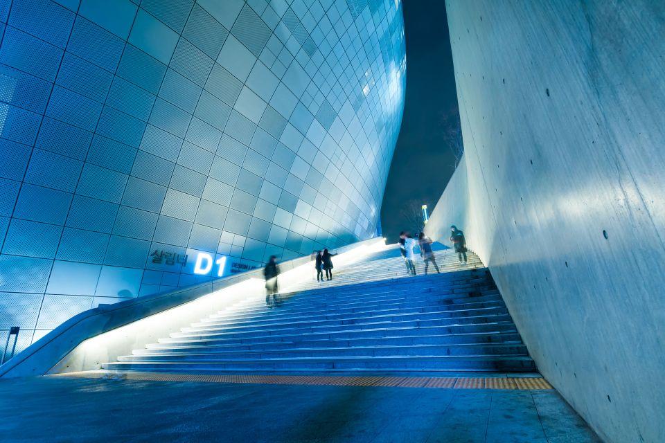 Le arti contemporanee, Le arti e la cultura, Corea del Sud