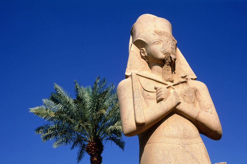 Les temples de Karnak, Les sites, Louxor, Egypte
