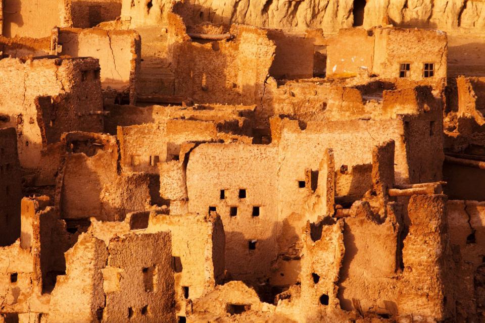 L'oasis de Siwa , Egypte