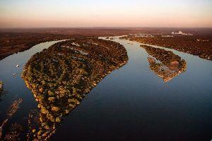 Le Zambèze , Zimbabwe