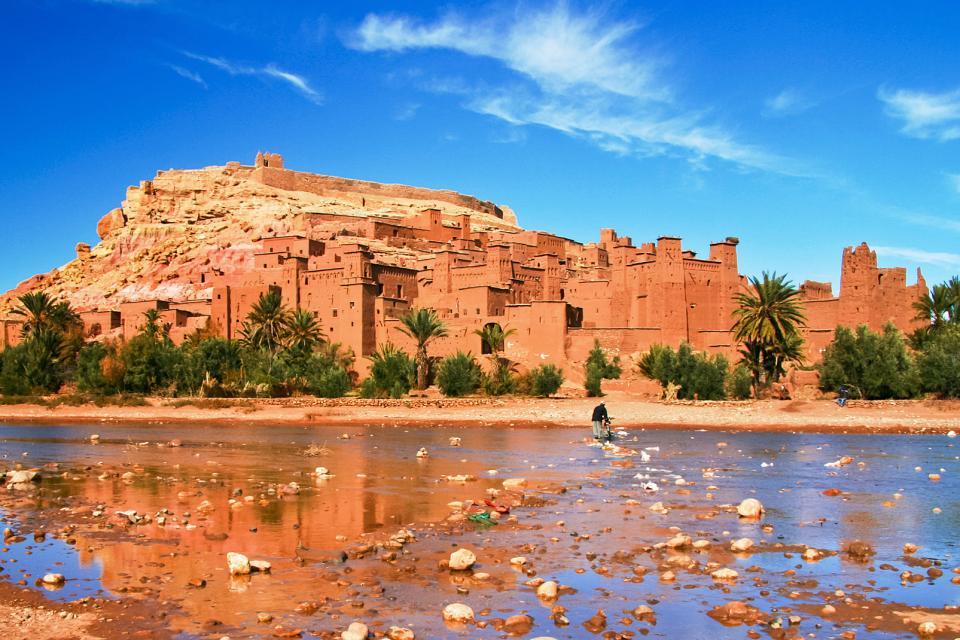 La vallée du Drâa - Maroc-le Centre - Maroc
