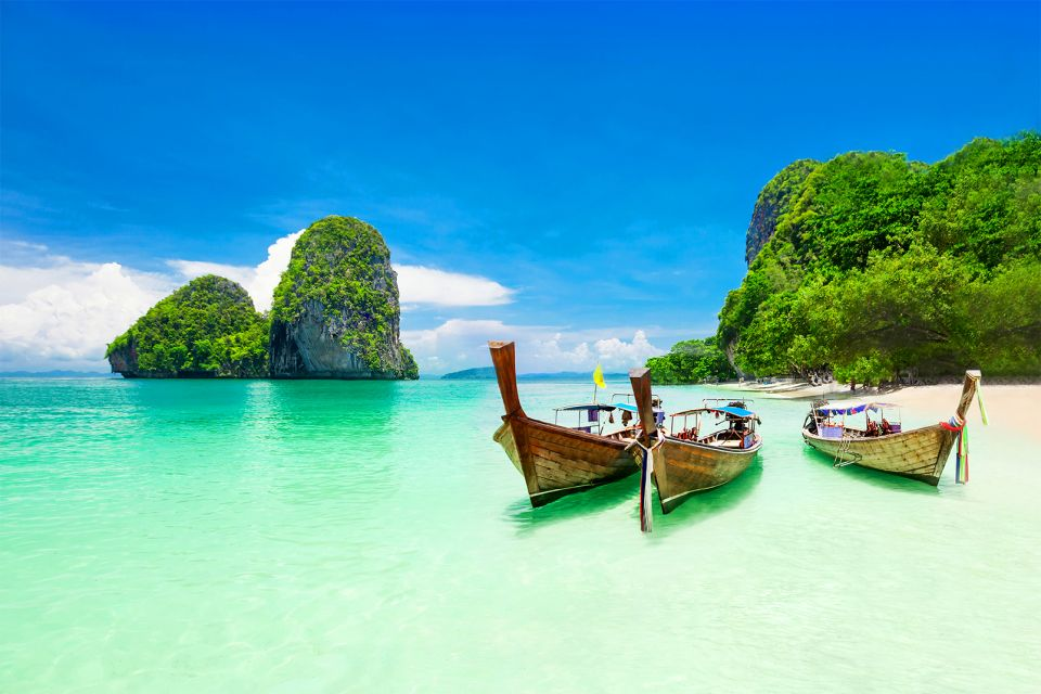 Les côtes de Krabi, Les côtes, Krabi, Thaïlande