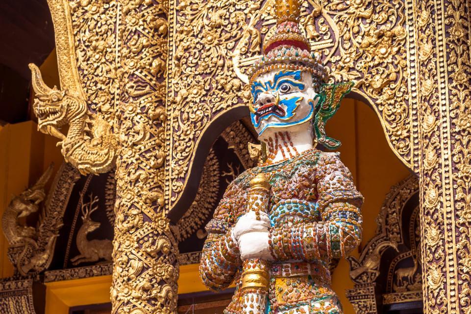 Le Triangle d'or et Chiang Rai , Thaïlande