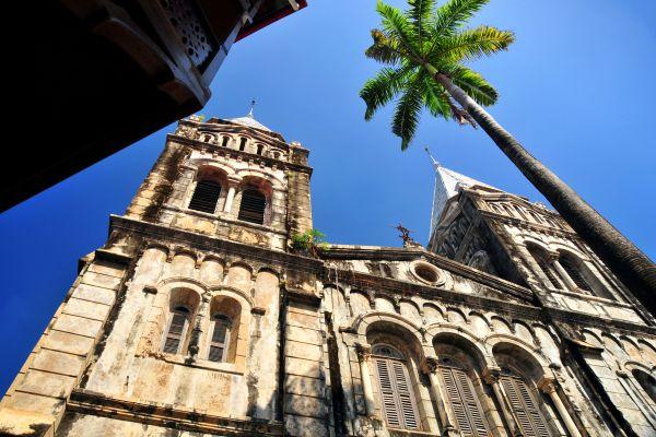 Les sites, Stone Town, Zanzibar Town, zanzibar, tanzanie, afrique, capitale, cathédrale, st joseph, saint-joseph