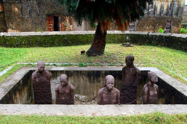 La cité de pierre , Tanzanie