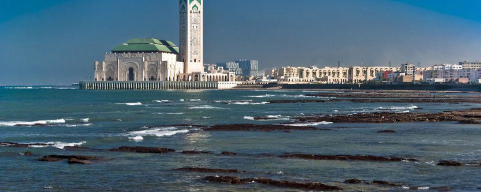 Mosqu e hassan ii casablanca maroc le centre maroc for Mosquee hassan 2 architecture