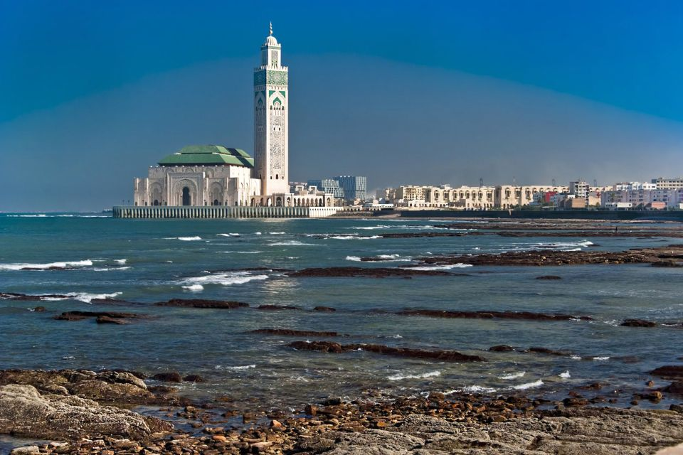 Les arts et la culture, Maroc, Casablanca, hassan, mosquée, islam
