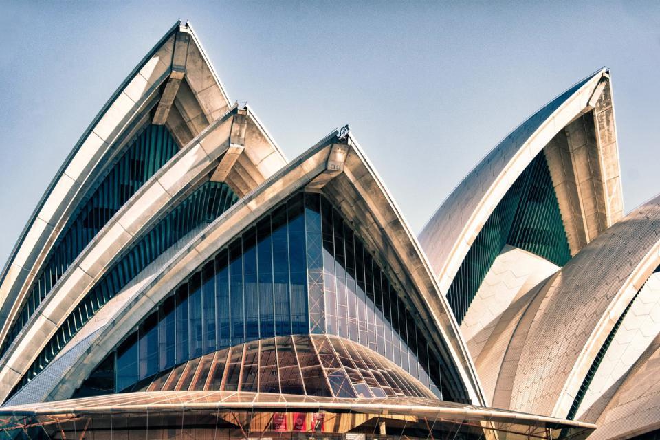 L'Opéra de Sydney , Protection rapprochée , Australie