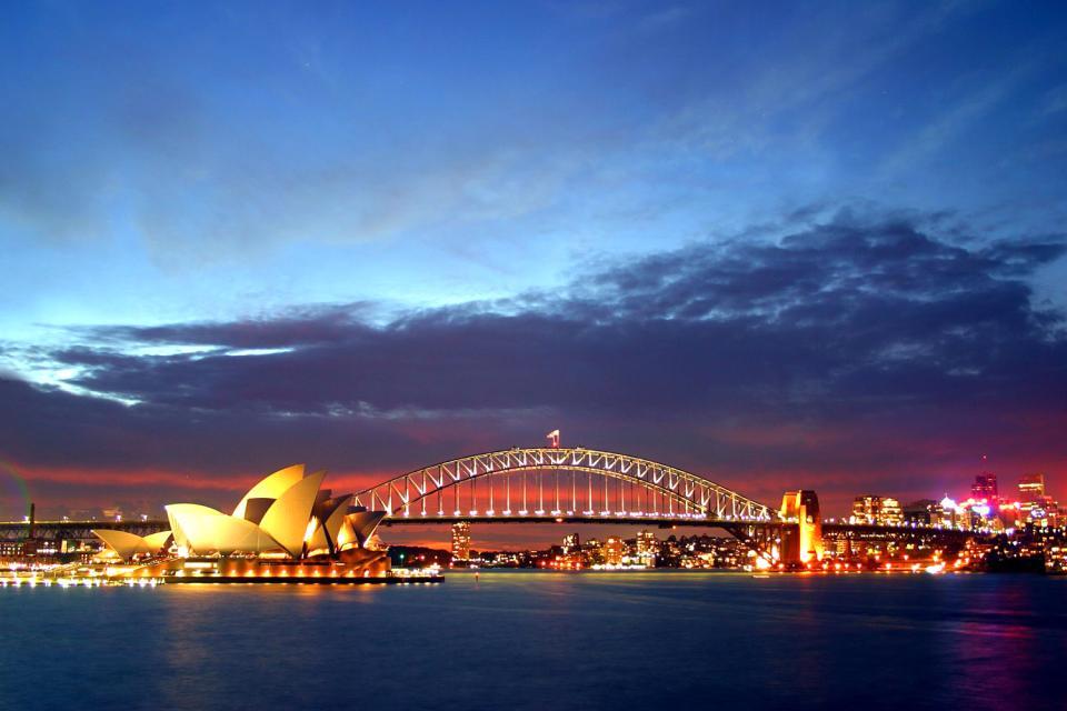L'Opéra de Sydney , Des années de construction , Australie