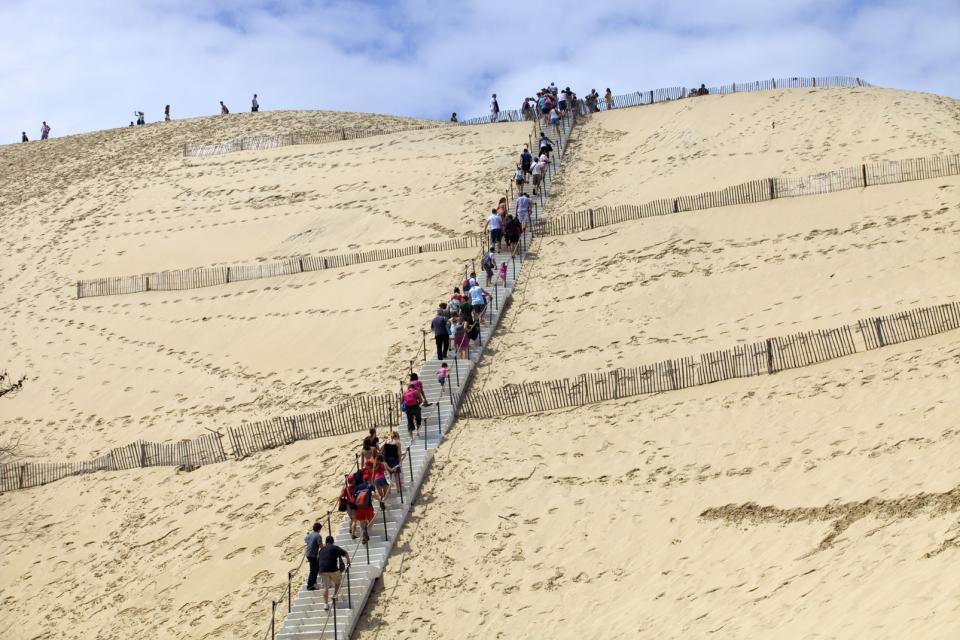 La dune du Pyla , France
