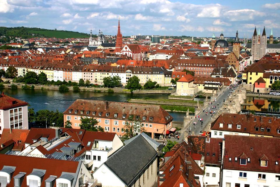 La Route Romantique , Allemagne