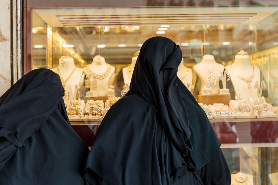Le souk de l'or à Dubaï , Des prix attractifs , Emirats Arabes Unis