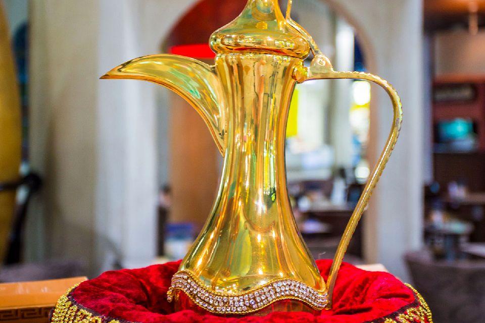 Le souk de l'or à Dubaï , Le prix de l'or , Emirats Arabes Unis