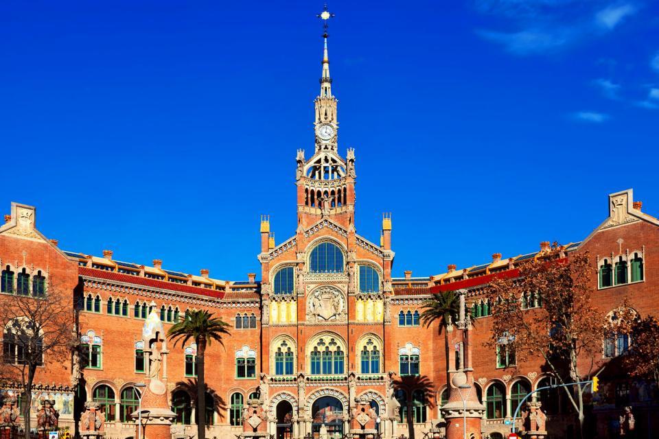 L'Hospital Sant Pau , Espagne