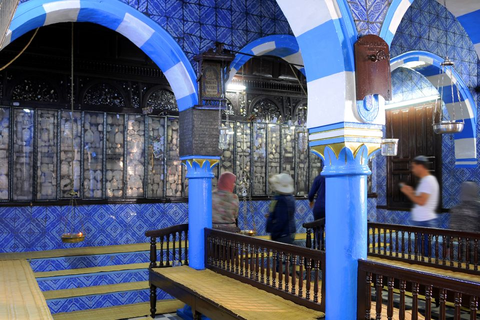La synagogue de Djerba , La plus vieille synagogue du monde , Tunisie