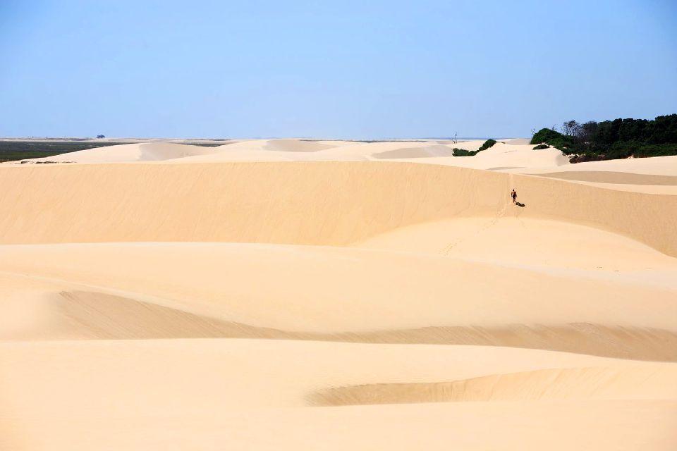 Parc national des Lençóis Maranhenses , Un désert insolite , Brésil