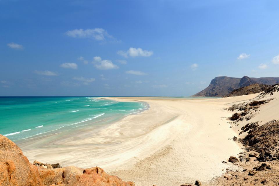 L'île de Socotra , Une île au bout du monde , Yémen