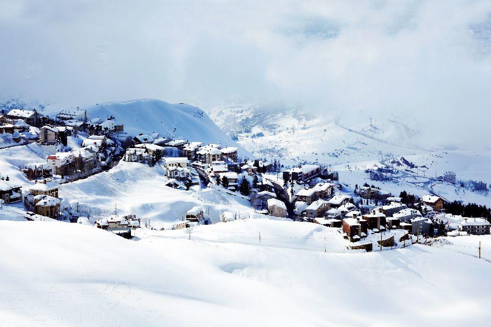 Faraya , Liban