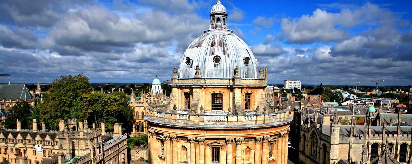 Oxford University , La Radcliffe Camera , Royaume-Uni
