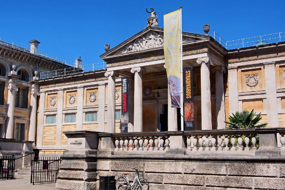 Oxford University , L'Ashmolean Museum , Royaume-Uni