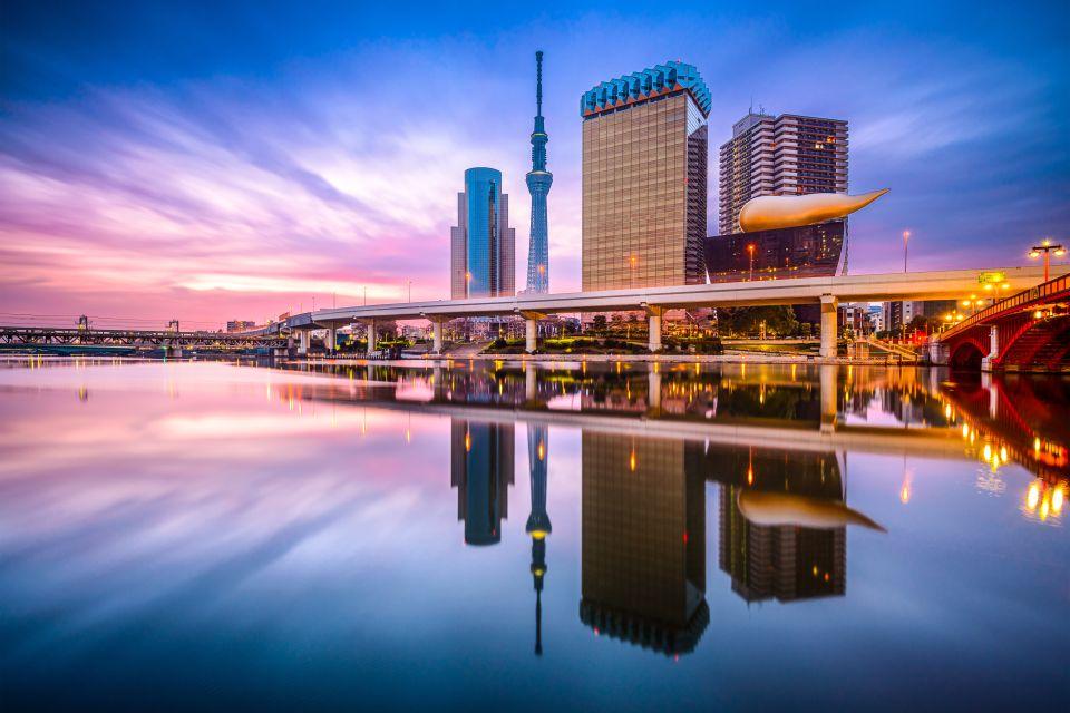 Un gratte-ciel futuriste, TOKYO - La Tokyo Skytree, Les monuments et les balades, Tokyo, Japon